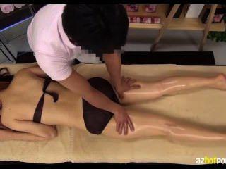 sensitive Womans vaginale cum shot