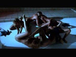 heiße Lesben in Dusche Orgie