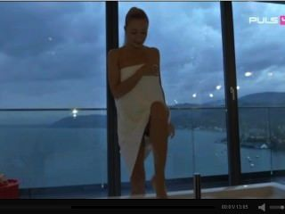 karina Sarkissova bathtube Interview