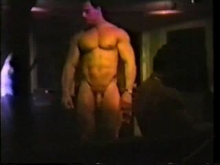 Herr. muscleman - vintage Anbetung