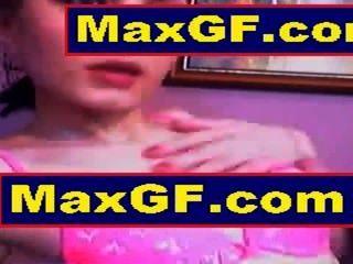 lange Maschine gemacht Mädchen männliche Maske Massage Master Masturbation reifen