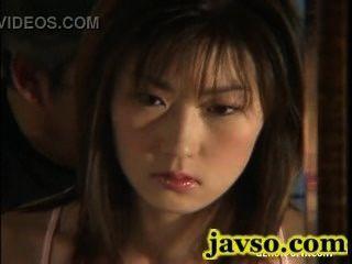 asiatisch Wifes träumen von nassen Pussy