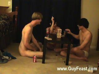 heiß Homosexuell Spur und William bekommen zusammen mit ihrem neuen Freund Austin für