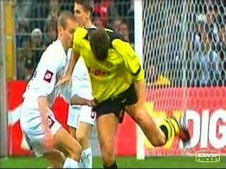 futbol Spieler Penis Slip k.e.h.l.