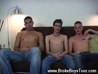Homosexuell Video die Leute arbeiteten einen Schweiß aus allen fuck-a-thon bis sie