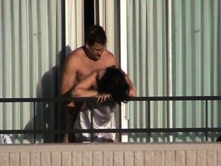 hot Balkon Fick 1