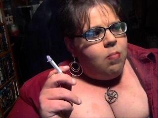 ausgesetzt Schwuchtel Rauch Dianel