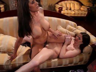 lesbischen samantha ryan und raylene