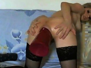 extreme anal gape