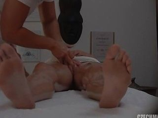 tschechisch Massage