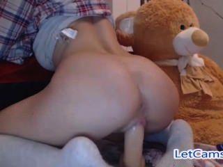 hd Webcam Live-Show Masturbation mit Spielzeug