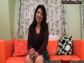 Japanische unzensierte Porno MILF Naho tijiri Casting