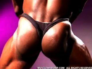 Schokolade Muskel
