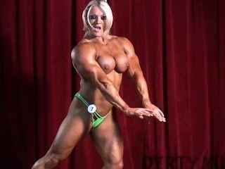 lisa überqueren - sexy auf der Bühne