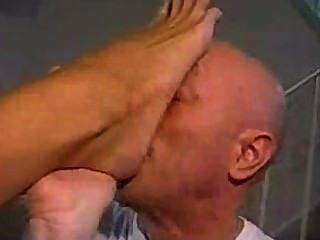 große Größe Füße Milf Anbetung