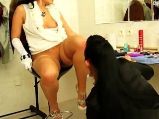big ass Frau Creampie