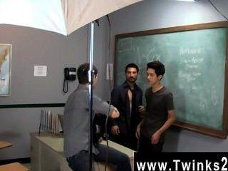 erstaunliche Twinks Büro nur ein weiterer Tag am Teach Twinks! jason alcok