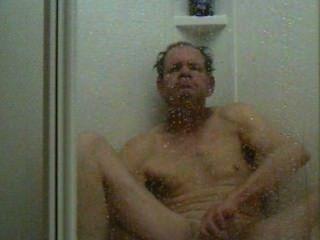 in der Dusche spielen