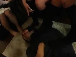 Fußfetisch Füße femdom