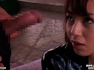 Japanische Mädchen schöne private Lehrer public.avi verdammt