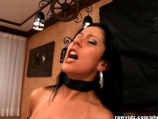 mariele sexy Brünette Hündin
