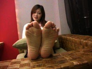 sexy Sohlen Füße chinesisch jugendlich