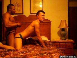Fick Twink, Sperma in den Mund gaypinoyporn.com