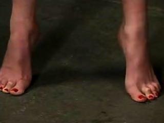 Fuß Folter