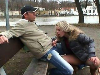 publicdreams - Sex in der Öffentlichkeit mit blonden