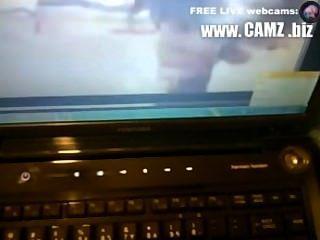 arab Paar - Webcam