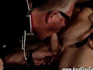 Homosexuell ficken doppelt so viel Spaß für
