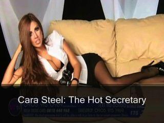 c @ r @ st33l: die heiße Sekretärin