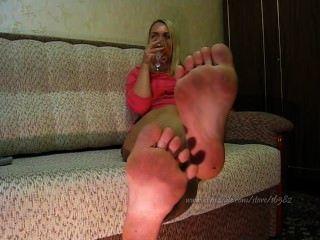 Füße Pov Mädchen Erniedrigung Füsse Pov
