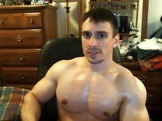 tony d-natürliche riss und schlanke Bodybuilder sagt Ihnen, in die Turnhalle zu gehen!
