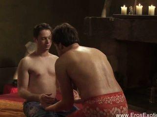 erotische und intime Prostata-Massage