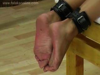 falaka zu heiße Füße