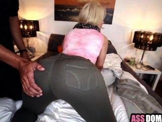 big ass blonde weiße Mädchen Anikka Albrite gefickt hard_1.1