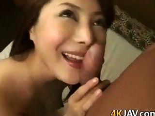 Japanese Babe schlug immer