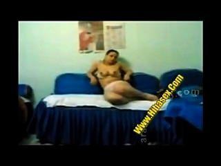 ägyptisch fucking auf blauen Couch