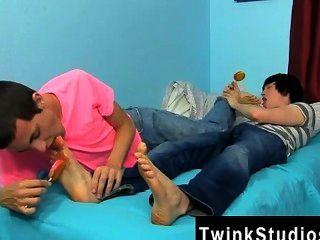 Homosexuell Film von Conner bradley und tyler Bolzen sind in der Stimmung für eine Nacht von