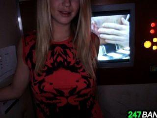 hot blonde mandy arManni dick im gloryhole_1.1 saugen