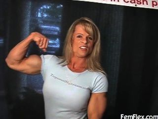 elena Muskelspiel