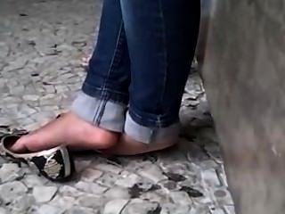 offen Geruch Wohnungen und Füße