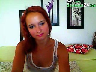 magische Elizebeth Webcam reift mit Smal kacken ziemlich tun