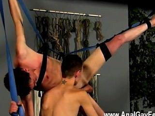 Homosexuell Film mit seinem Bootie gefingert und spielte mit, er bekommt bald ein ht