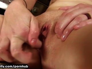 Küche Masturbation von Naughty Girl