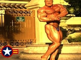 musclebull markus Ruhl - 9 Jahre Transformation