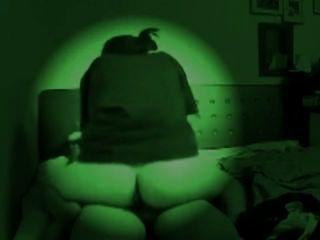 CGS - hidden cam Reiten im Dunkeln