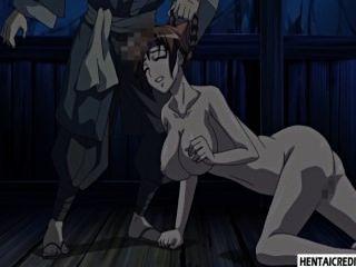 Hentai Mädchen wird gefoltert und analed