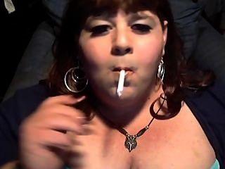 bbw Weichei Dianel Spaltung Rauch mmmm